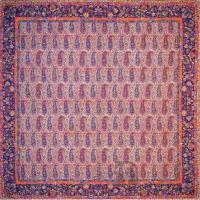 رومیزی ترمه طرح یاقوت سنتی